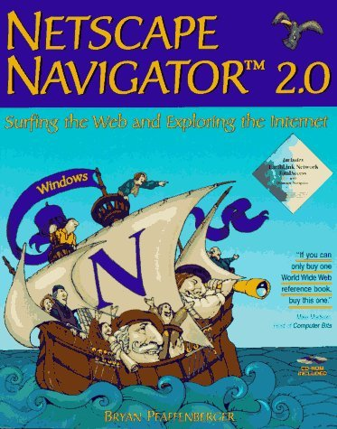 netscape-navigator-20-surfing-the-web-and-exploring-the-internet-cd-rom-by-bryan-pfaffenberger-1996-