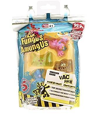 Vivid Imaginations Fungus Amungus Vac Pack Collectable Figure (Multi-Colour)