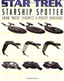 Star Trek: Starship Spotter (074343725X) by Adam Lebowitz