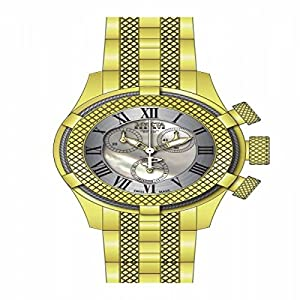 Invicta Women's 17429 Bolt Quartz Chronograph White Dial Watch