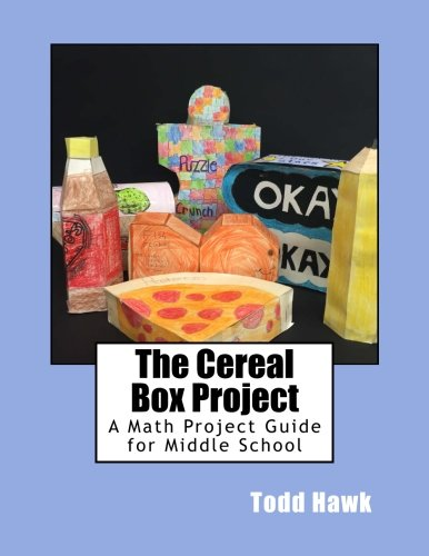 Classroom lakewood math for Cereal box project for school