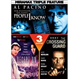 Miramax Triple Feature Suspense: People I Know / Deception / The Crossing Guard