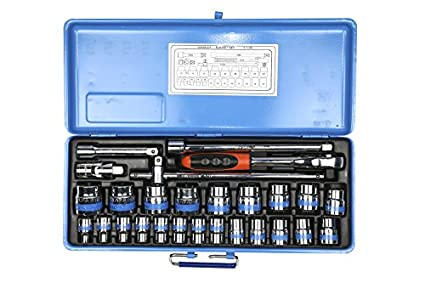 S14MXL Square Drive Socket Set