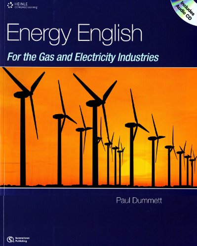 Energy English: For the Gas and Electricity Industries