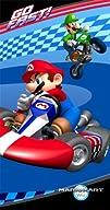Nintendo Super Mario Go Fast Slumberbag