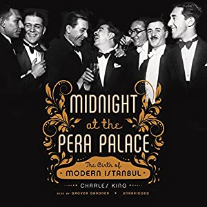 Midnight at the Pera Palace Hörbuch