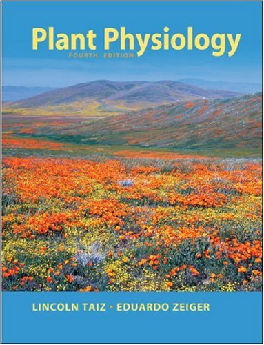 Plant Physiology, 4th Edition