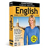 2014 Edition - Instant Immersion English Levels 1,2,3