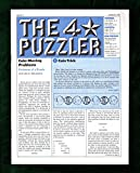 The Four-Star Puzzler - March, 1983: Issue27. Puzzles from Games Magazine: Anacrostic (Acrostic), Crosswords, Cryptic, Cryptograms, Logic, Blissymbolics, more.