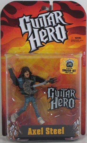 guitar hero action figure series 1 axel steel
