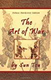 img - for The Art of War by Sun Tzu - Deluxe Hardcover Edition book / textbook / text book
