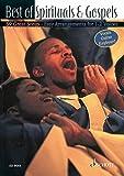 Best of Spirituals & Gospels: 59 great Songs in easy arrangements. Gesang und Gitarre. Melodie-Ausgabe (mit Akkorden). (Schott Best Of)