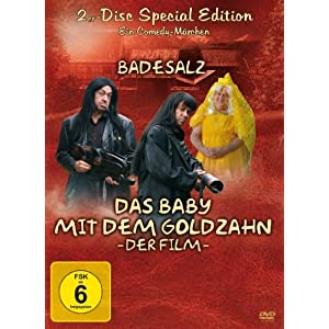 Das Baby mit dem Goldzahn movie