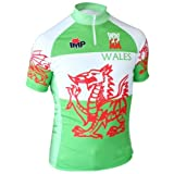 Impsport Wales National Cycling Jersey Mens & Ladies Sizes