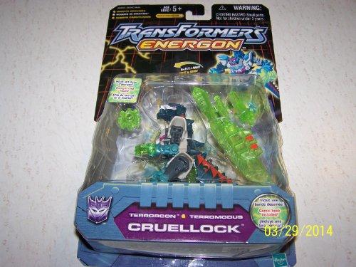 Transformers Energon CRUELLOCK Terrocon Dinosaur Figure