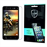 Clear Shield Clear Protector Screen Guard For Karbonn Machone Titanium S310