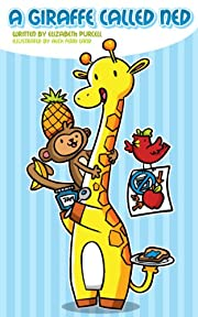 A Giraffe Called Ned: His Poor Diet Caused His Spots to Turn Blue!