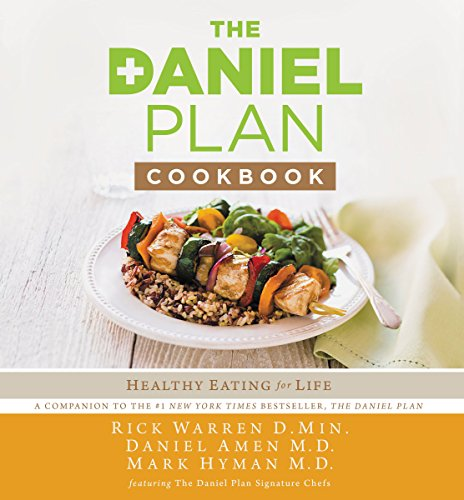 The Daniel Plan Cookbook: Healthy Eating for Life (Daniel Cook compare prices)