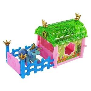 Schauen Sie sich Kundenbewertung für Filly Unicorn Regenbogenhaus - Haus der Freundschaft