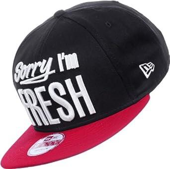 New Era Sorry I'm Fresh 950 casquette S/M black/red