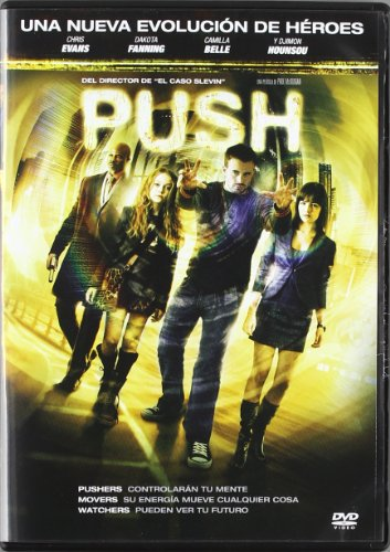 Push (Dvd Import) (European Format - Region 2) (2012) Dakota Fanning; Paul Mcguigan