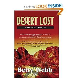 Desert Lost (Lena Jones Mysteries (Paperback)) download