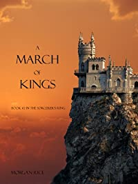 (FREE on 1/24) A March Of Kings by Morgan Rice - http://eBooksHabit.com