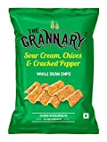 #8: The Grannary Sour Cream, Chives & Cracked Pepper Whole Grain Chips_100gms