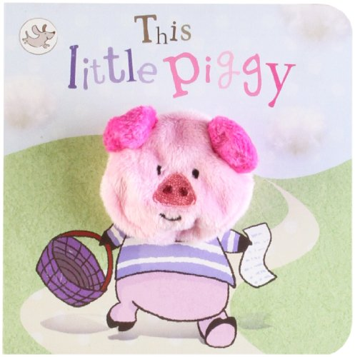 This Little Piggy Finger Puppet Book (Little Learners) front-447678