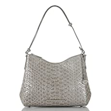 Gracie Shoulder Bag<br>Silver Pamilla