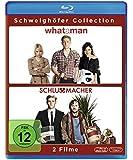Matthias Schweighöfer Collection - What a Man/Schlussmacher [Blu-ray]