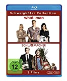 Matthias Schweighöfer Collection - What a Man/Schlussmacher [Blu-ray]