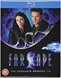 Farscape: The Definitive Collection - Seasons 1-4 [20 Blu-rays] [UK Import]