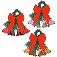 Impact Innovations 3940A Double Bell Holiday Decoration-DOUBLE BELLS