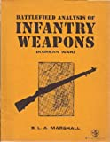 Battlefield analysis of infantry weapons (Korean War) (0879475102) by Marshall, S. L. A