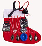Christmas Stocking Gift Set For Coarse Fishing In Lakes & Rivers Floats Feeders and hooks
