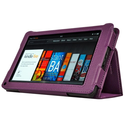 Casecrown bold standby case purple for amazon kindle for Table th not bold