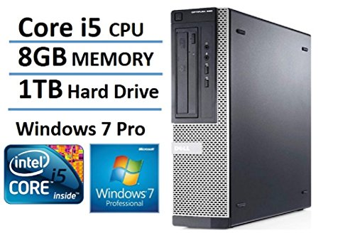 2016-Dell-Optiplex-390-Business-High-Performance-Desktop-Computer-PC-Intel-Quad-Core-i5-2400-up-to-34GHz-8GB-DDR3-1TB-HDD-HDMI-DVD-Windows-7-Pro-64-bit-Certified-Refurbished