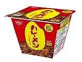 日清 カレーメシ 辛口 124g×6個