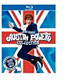 51Zms8D NLL. SL160  Austin Powers Collection: Shagadelic Edition Loaded With Extra Mojo (International Man of Mystery / The Spy Who Shagged Me / Goldmember) [Blu ray]
