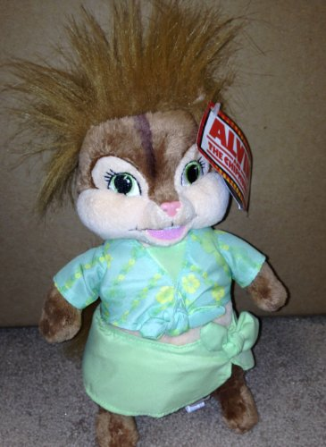 "9"" Build a Bear Lil Furry Friends Mini Elenore"