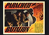 PARACHUTE BATTALION-EDMOND O'BRIEN-LOBBY CARD FN/VF