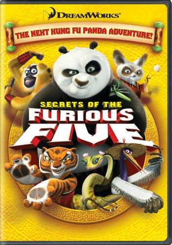 Скачать фильм Кунг-фу Панда: Секреты неистовой пятерки /Kung Fu Panda: Secrets of the Furious Five/