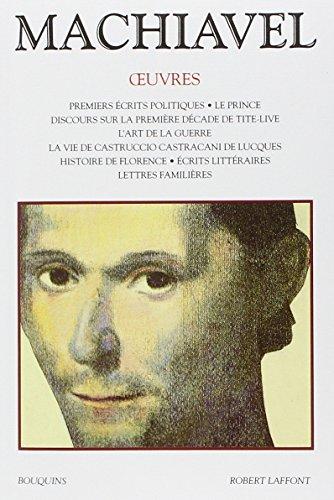 Oeuvres de Machiavel