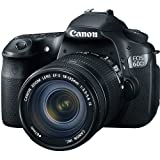 Canon EOS 60D DSLR Camera w/E-FS 18-135mm f/3.5-5.6 IS Lens