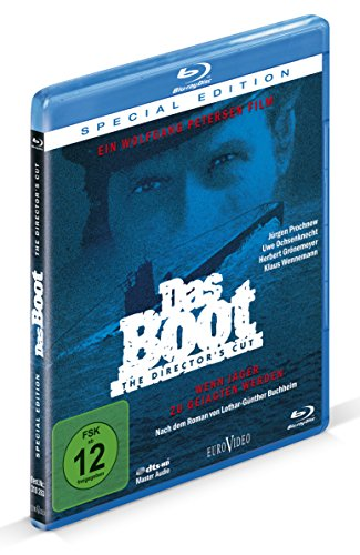 Das Boot [Blu-ray] [Director's Cut] [Special Edition]