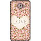 FUSON Designer Back Case Cover For Samsung J7 Max G615F/DS, Samsung Galaxy On Max, Samsung Galaxy J7 Max (Collection Invitation Tenderness Romantic Greetings Happiness Beautiful Wallpaper)