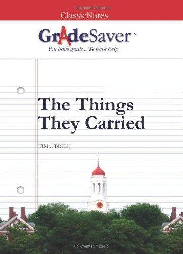 The things they carried summary essay