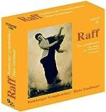 ヨアヒム・ラフ(1822-1882):交響曲全集+管弦楽曲集