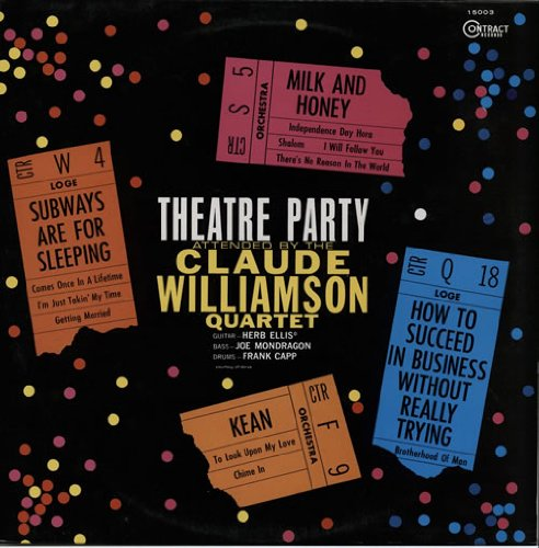 Theatre Party by Claude Williamson